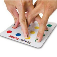 INFMETRY:: Finger Twister Game - Gifts For Christmas