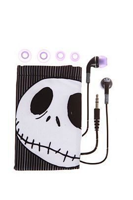 Disney Nightmare Before Christmas Earphones - 303039