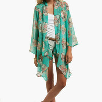 Grave Yard Kimono Cardigan $37