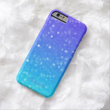 Personalized Berry Glitzy Look Case