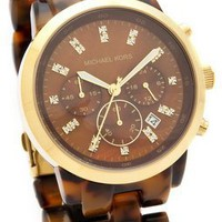 Michael Kors Tortoise Watch | SHOPBOP