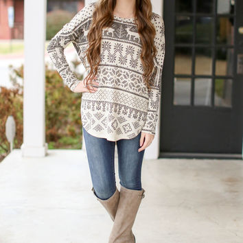 Vail Bound Sweater Tunic