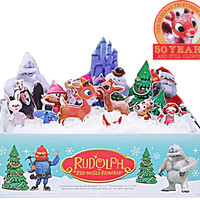 RUDOLPH THE RED-NOSED REINDEER SNOWLAND