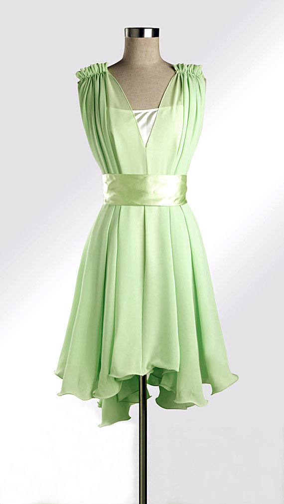 Green Summer Dress | But Dress