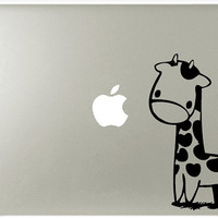 cute giraffe Sticker