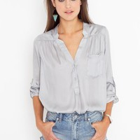Silver Lining Blouse