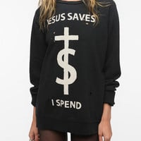 UNIF Jesus Saves Sweatshirt