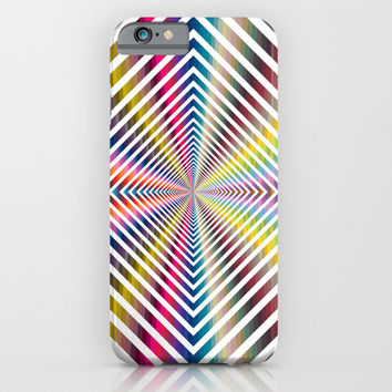 Mix #4 iPhone & iPod Case by Ornaart