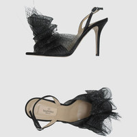 VALENTINO GARAVANI Women - Footwear - High-heeled sandals VALENTINO GARAVANI on YOOX United States