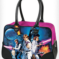 Pink Star Wars Shimmer Bag