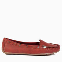 Stroll Along Loafers $23
