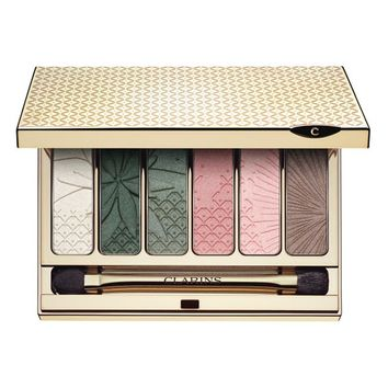 Clarins 'Garden Escape' Six-Pan Eyeshadow Palette (Limited Edition)