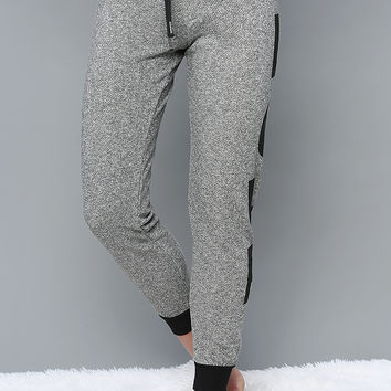 Love Graphic Casual Pant