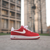 NIKE Air Force 1 Low - Gym Red / White - Email Orders