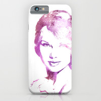 Swift iPhone & iPod Case by Sharna Myers