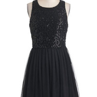 BB Dakota Midnight Dancer Dress | Mod Retro Vintage Dresses | ModCloth.com