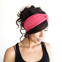 Candy Pink Turban