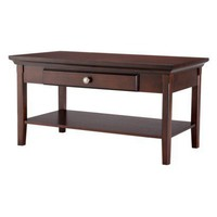 Avington Coffee Table - Dark Tobacco