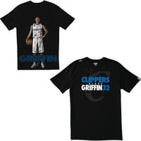 UNK Los Angeles Clippers Blake Griffin Makiaveli T-Shirt - http://www.shareasale.com/m-pr.cfm?merchantID=7124&userID=1042934&productID=520878634 / Los Angeles Clippers