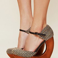 Free People Rockaway Cutout Wedge