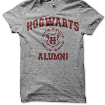 Hogwarts Alumni Parody Shirt, Harry Potter Inspired - T Shirt