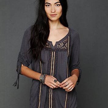 Free People Isn't She Peasant Top