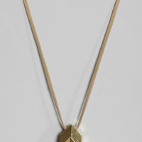 Iacoli & McAllister Hex Necklace No. 2