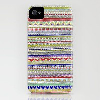 Pattern No.1 iPhone Case by Mad Decent Art | Society6