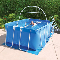 The Swimmer's Treadmill - Hammacher Schlemmer
