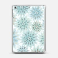delicate flowers iPad Air 2 case by Julia Grifol designs. Surface pattern designer.   Casetify