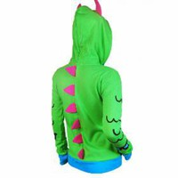 So So Happy Ladies Tribe Green Hoodie