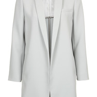 Neat Tailored Coat - Topshop