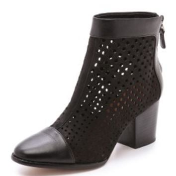Bedford Perforated Booties