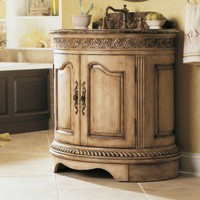 "Cole & Company Charlotte 34"" Bath Vanity Set - 13.22.275434.02 - Bathroom Vanities - Bathroom Fixtures - Bed & Bath"