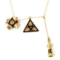 Biohazard Pendant - ACCESSORIES Online store> Shop the collection