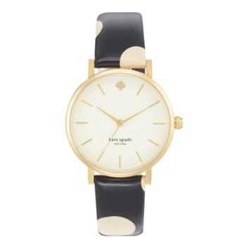 kate spade new york Metro Polka Dot Watch at Von Maur