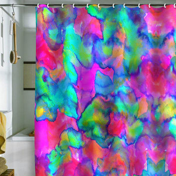 DENY Designs Home Accessories | Amy Sia Aurora Shower Curtain
