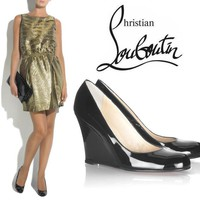 Christian Louboutin Helmour 100mm - &amp;#36;196.00