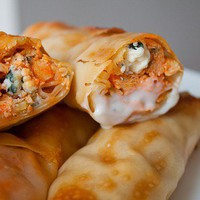 Food to cook! / Buffalo Chicken Rolls | Can You Stay For Dinner