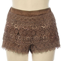 Batten Your Britches  In Mocha - Bliss Salon and Boutique - A responsive Shopify theme