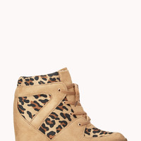 Wild Thing Wedge Sneakers