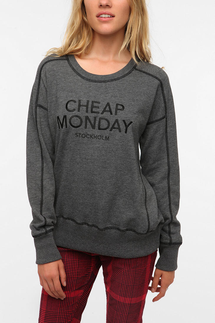Cheap Monday Naomi Sweatshirt