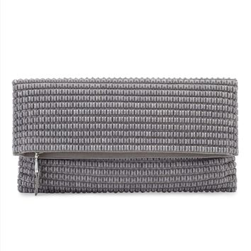 Harper Beaded Fold-Over Clutch   Womens Accessories   Jaeger