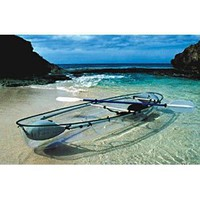 Amazon.com: Clear Blue Hawaii® Molokini 2 - Person Kayak: Sports & Outdoors