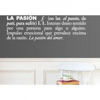 ADZif Blabla Sueo (Spanish) Wall Decal - T3119-SP - All Wall Art - Wall Art &amp; Coverings - Decor