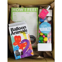 """Hugs in a Box"" - Cheer Up Kit"