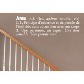 ADZif Blabla Rêve (French) Wall Decal - T3119-FR - All Wall Art - Wall Art & Coverings - Decor