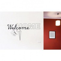 ADZif Blabla Welcome Wall Decal - T3122 - All Wall Art - Wall Art &amp; Coverings - Decor