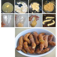 Jazibe's recipes: Churros