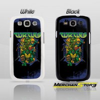 Teenagae Mutant Ninja Turtle Animated Movie Samsung Galaxy S3 Case